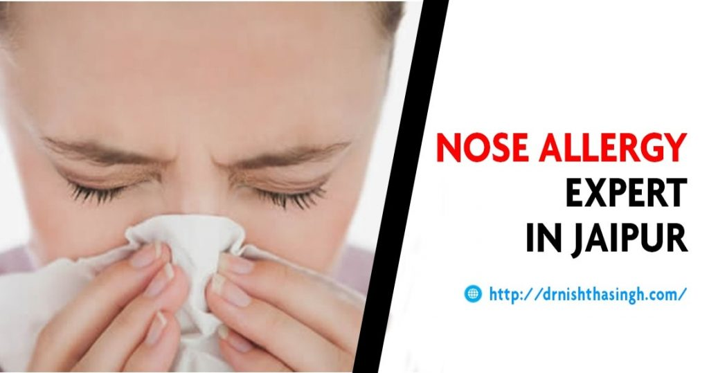 Nose Allergy Expert in Jaipur, Asthma & Allergy Specialists in Rajasthan