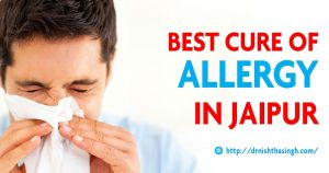 Best Cure of Allergy in Jaipur